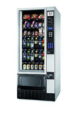 Necta Melodia Combination Vending Machine & MEI 7000 Coin Mech NEW