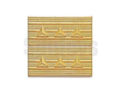 WWII Chinese army General collar rank