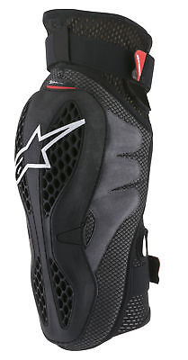 Alpinestars MX/Motocross SEQUENCE Knee Protector (Black/Red) Choose Size