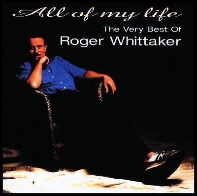 ROGER WHITTAKER - THE VERY BEST OF CD ~ 70's GREATEST HITS LAST FAREWELL *NEW*