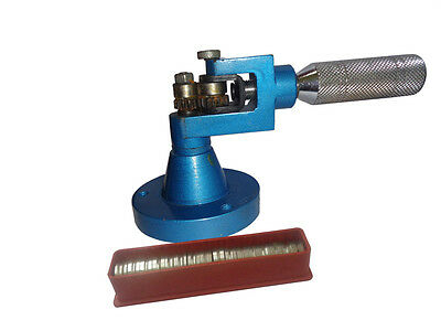 Ring Stretcher Ring Expander Sizing Machine Roller With 16 Knurls