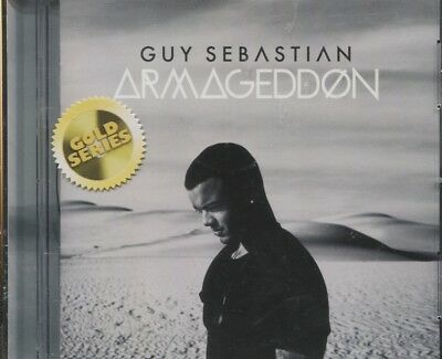 Guy Sebastian - Armageddon - Cd