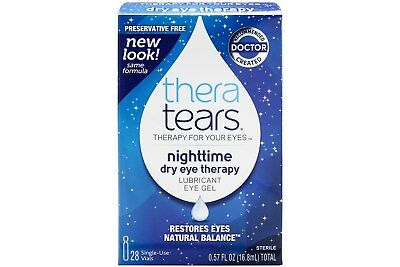 TheraTears Liquid Gel .57 oz.- 28 Containers