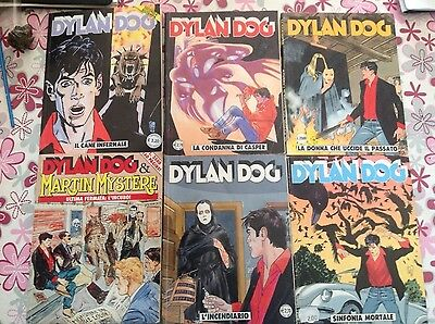Dylan Dog lotto 6 numeri