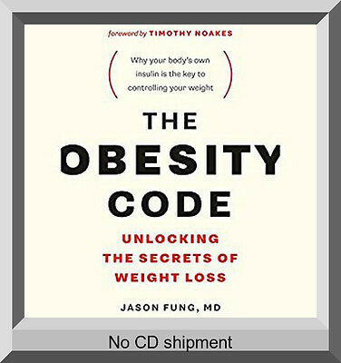 The Obesity Code Audiobook   Dr. Jason Fung[Audiobook]