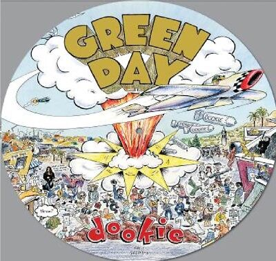 Green Day - Dookie (Limited) Picture Disc Vinyl Lp New (29Th Sept)