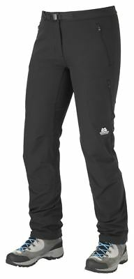 Mountain Equipment Women's Chamois Walking Pant Trousres - Regular - Black