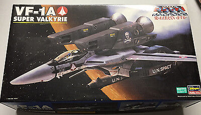 1/72 Macross VF-1A Super Valkyrie Model Kit - New in Box