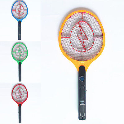Sale~Electric Racket Insect Killer FOR Executioner Fly Wasp Bug Mosquito Swatter