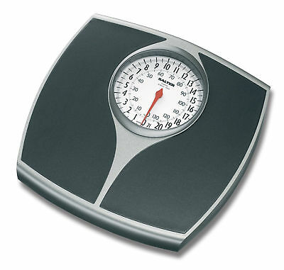 Salter Speedo Dial Easy Read Mechanical Bathroom Weighing Weight Scale Scales