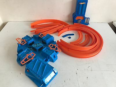 Hot Wheels Bundle Of Track Used  (A7)