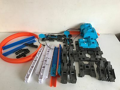 Hot Wheels Bundle Of Track Used  (A9)