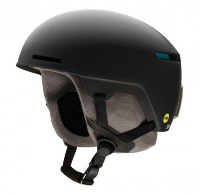 2018 Smith Code MIPS Snow Helmet - Men's - Large, Matte Black