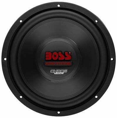 New  12-Inch 3600-Watt 4-Ohm DVC Power Car Subwoofers (Pair) | 2 x CH12DVC