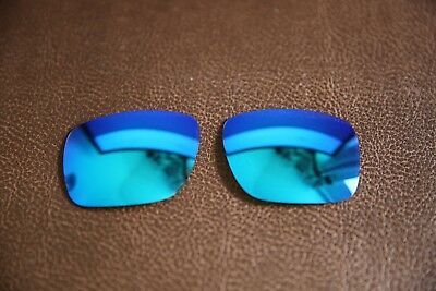 PolarLenz Polarized Ice Blue Replacement Lens for-Oakley Holbrook sunglasses
