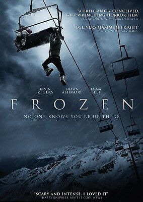 35mm FROZEN 2009 TRAILER/FILM/PELLICOLA/MOVIE/FLAT/TEASER/BANDE.