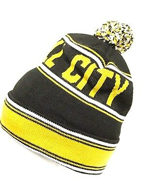 Hull City Football Other Sports Hat Pom Pom Bobble Hat Gifts