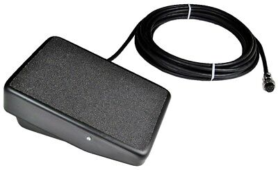 R-Tech SSC Remote TIG Foot Pedal 4m Cable 7 Pin Plug - Up to 2013