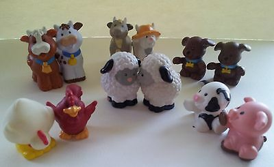 Fisher Price Little People Farm Animal Pairs