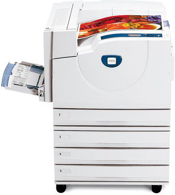 Xerox Phaser 7760 Color Digital Printer  Scanner Copier Office machine