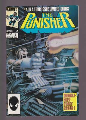 Punisher # 1  First Mini-Series  double-size !  grade 9.2 scarce book !