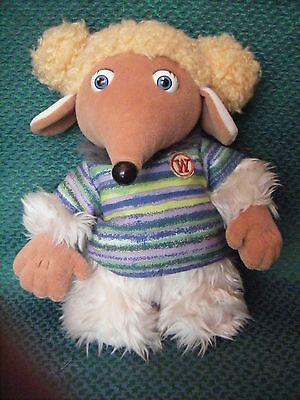 """Alderney Womble From The Wombles By First Love Soft Plush Toy 10"""" approx"""