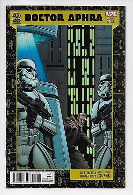 Star Wars Doctor Aphra #12 - 40th Anniversary Variant (Marvel, 2017) - New (NM)