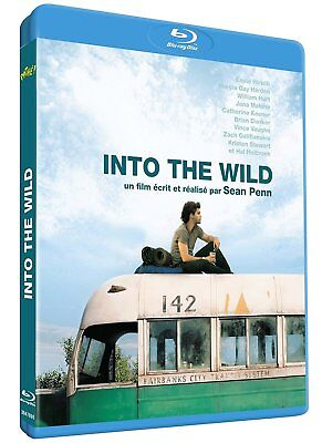 Blu Ray Into the Wild Sean Penn NEUF sous cellophane