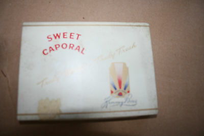 Sweet Caporal 50 Cigarette Tin