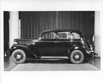 1935 Plymouth ORIGINAL Factory Photo oub8201