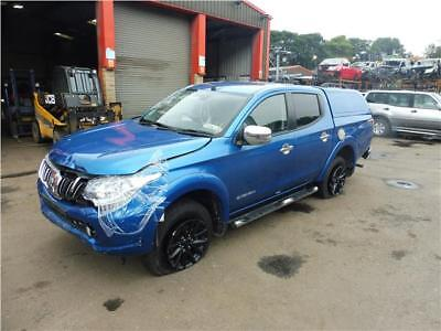 2016 Mitsubishi L200 Barbarian 2.4 Turbo Diesel Automatic 4X4 Double Cab In Blue
