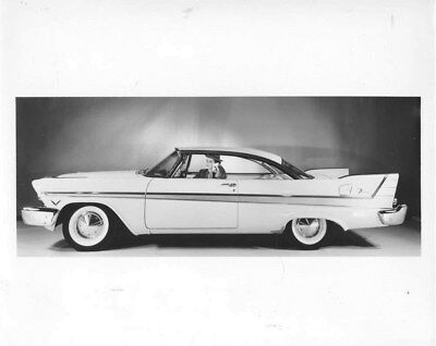1958 Plymouth ORIGINAL Factory Photo oub8215