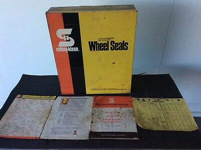 Vintage Safety- Kleen Auto Parts Service Station Wall Cabinet W/ Charts