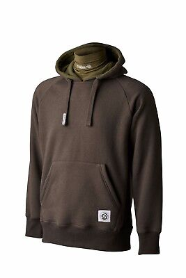 Trakker Cyclone Hoody NEW Green Jumper Fishing Clothing *All Sizes*