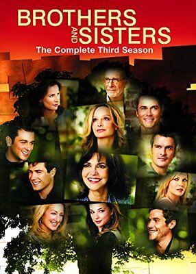 Brothers and Sisters - Season 3 [DVD][Region 2]