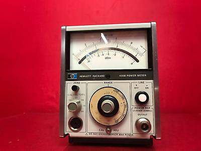 HP - Agilent - Keysight 435B Power Meter