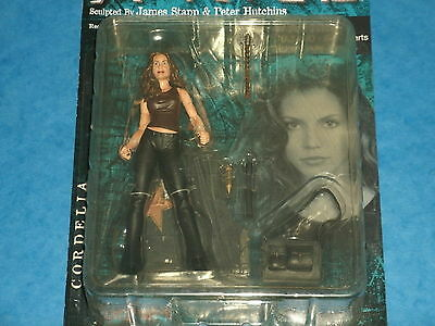 Buffy The Vampire Slayer/Angel Action Figure: CORDELIA CHASE (From Angel) 2001