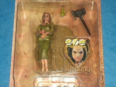 Buffy The Vampire Slayer Action Figure: Anya as ANYANKA  Diamond Select Toys