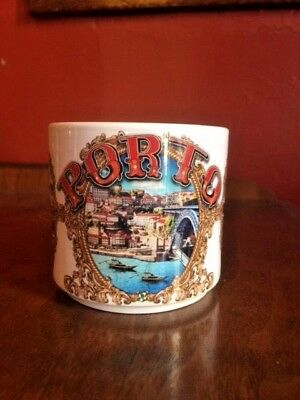 Hard Rock Cafe Porto Coffee Mug Or Soup