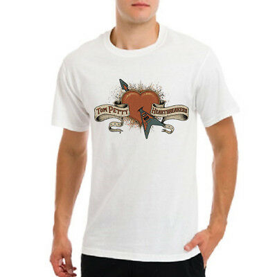 Tom Petty t-shirt the hearthbreakers hearth breakers live anthology rip t-shirt