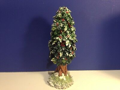 Dept 56 Heritage Village HOLLY TREE w/ box Combine Shipping!