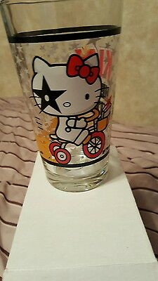 Rare Kiss hello kitty pint size glasses