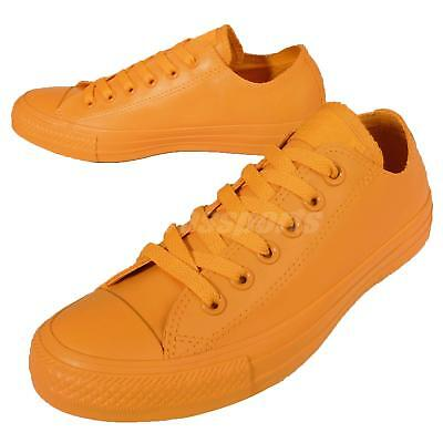 fc7c5c90be5 Converse Chuck Taylor All Star Rubber Yellow Mens Casual Shoes Trainers  151166C
