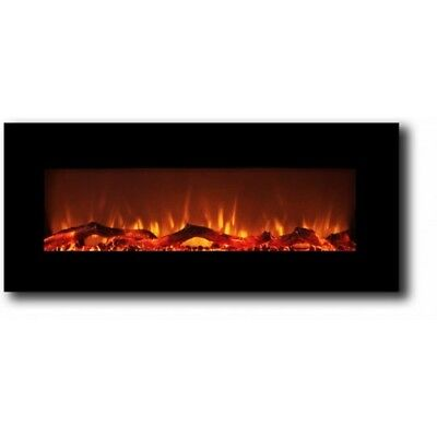 50 Inch Multi Color Fireplace with Touch Screen and Remote control FH-50-CLR-3