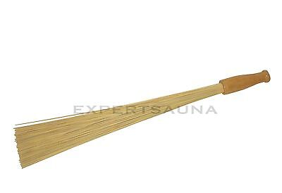 Bamboo Massage and Sauna Whisk - September Sale! - FREE Shipping