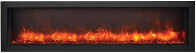 72 Inch Multi Color Fireplace with Touch Screen and Remote control FH-65-CLR-3