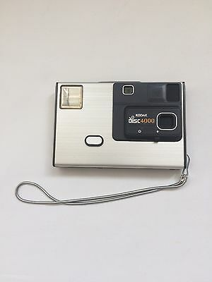 Vintage Retro Kodak Disc 4000 Point and Shoot Film Camera - Great Condition