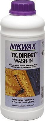 Nikwax TX Direct 1L - Waterproof Proof