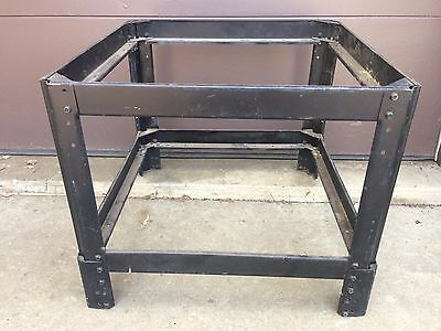 "Vintage Sears Craftsman 26"" x 26"" Tool Stand Table Saw Jointer Band"