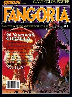 Fangoria  Magazine - 300+ Issues - On Dvd